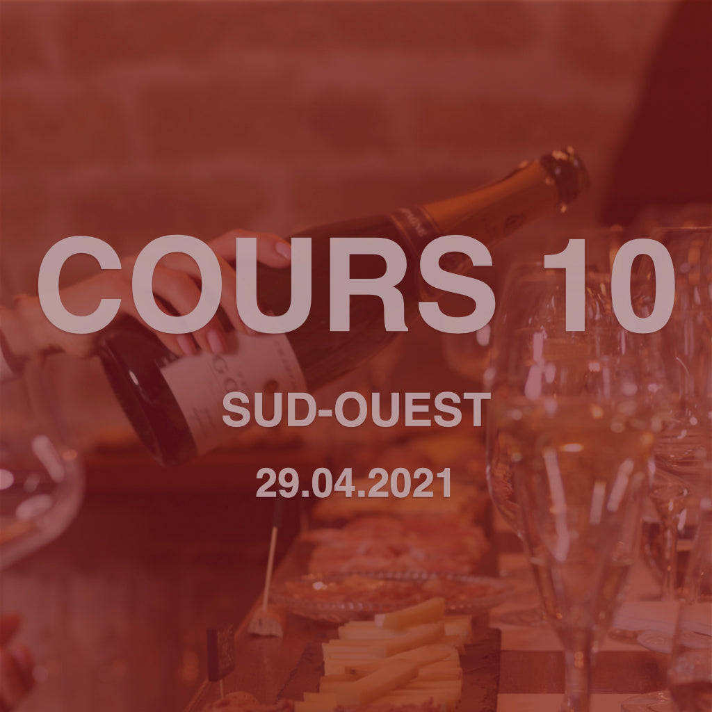 Cours 10 - Sud-ouest