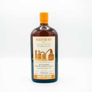 Forsyths WP 502, White Jamaica Pure Single Rum