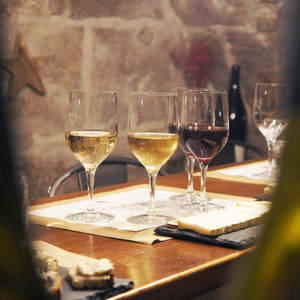 Class: Wine & Cheese - Terroir (English)
