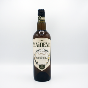 Sweet Red Vermouth, Maidenii Materia Medica