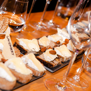Class: Wine & Cheese - Grand Cru (English)