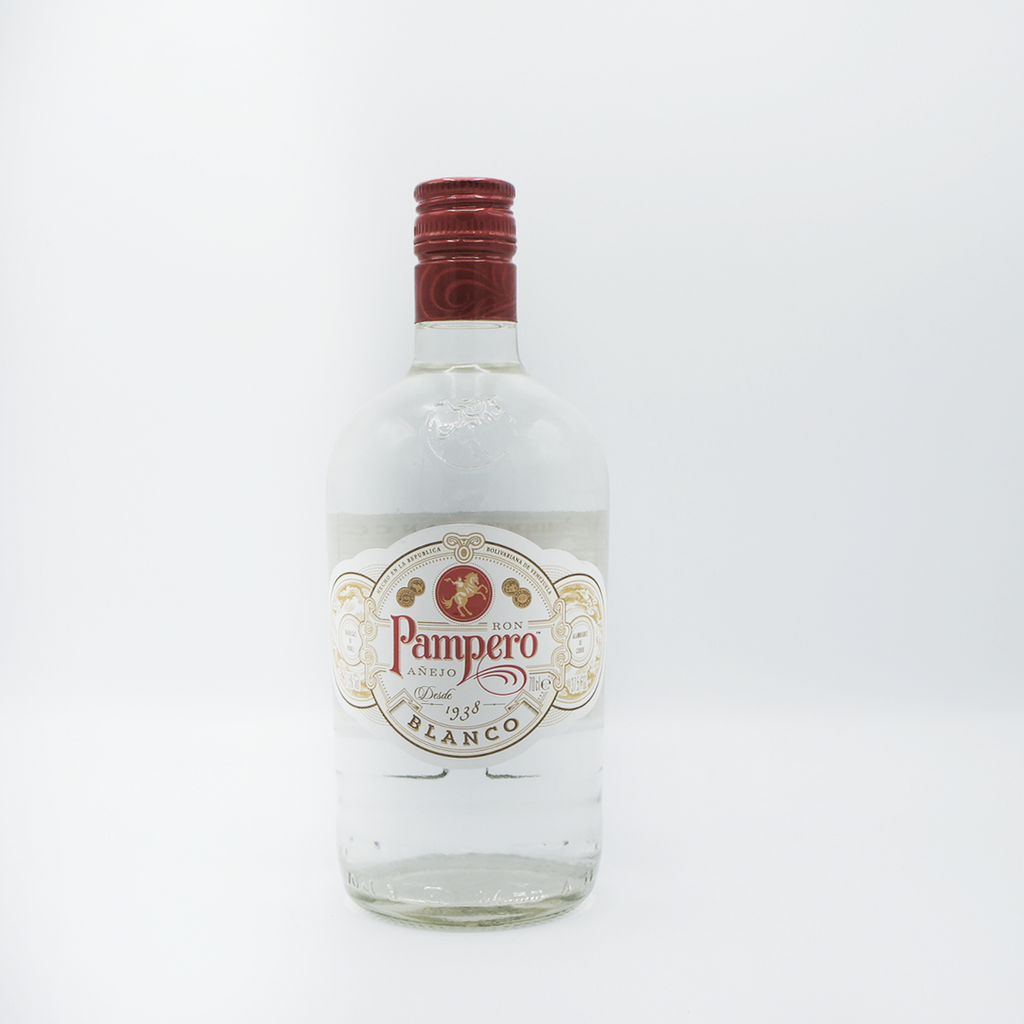 Rhum Pampero Blanco Añejo