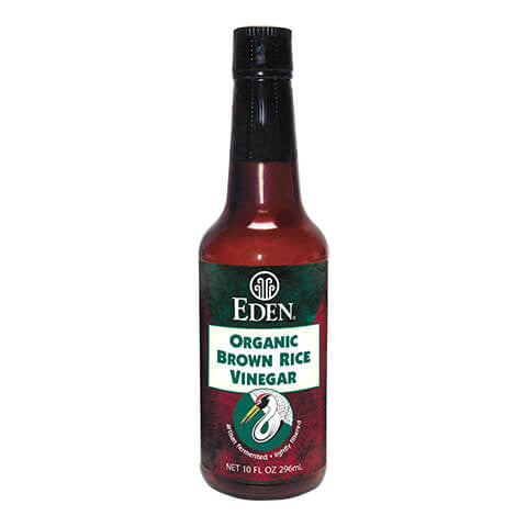 Eden Foods, Organic Brown Rice Vinegar (296ml) - Hu Organics