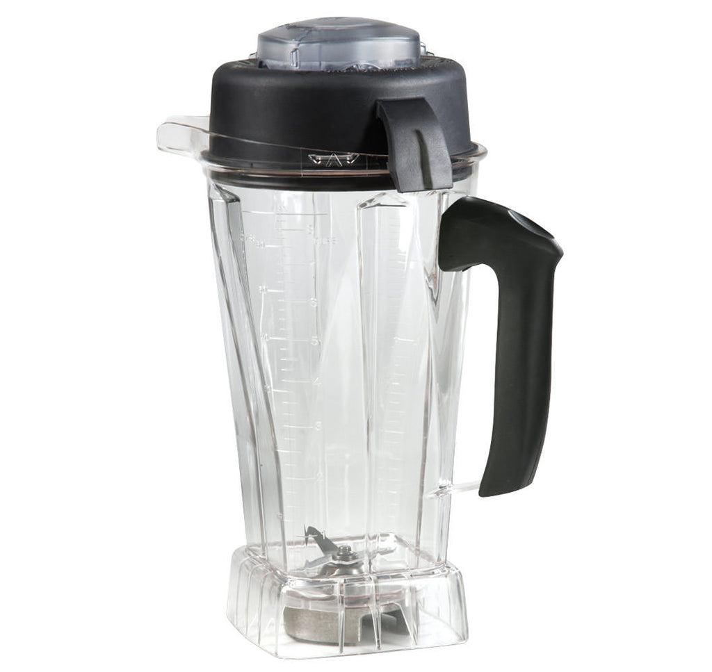 Vitamix Total Nutrition Center 5200 Stainless Steel - Hu Organics