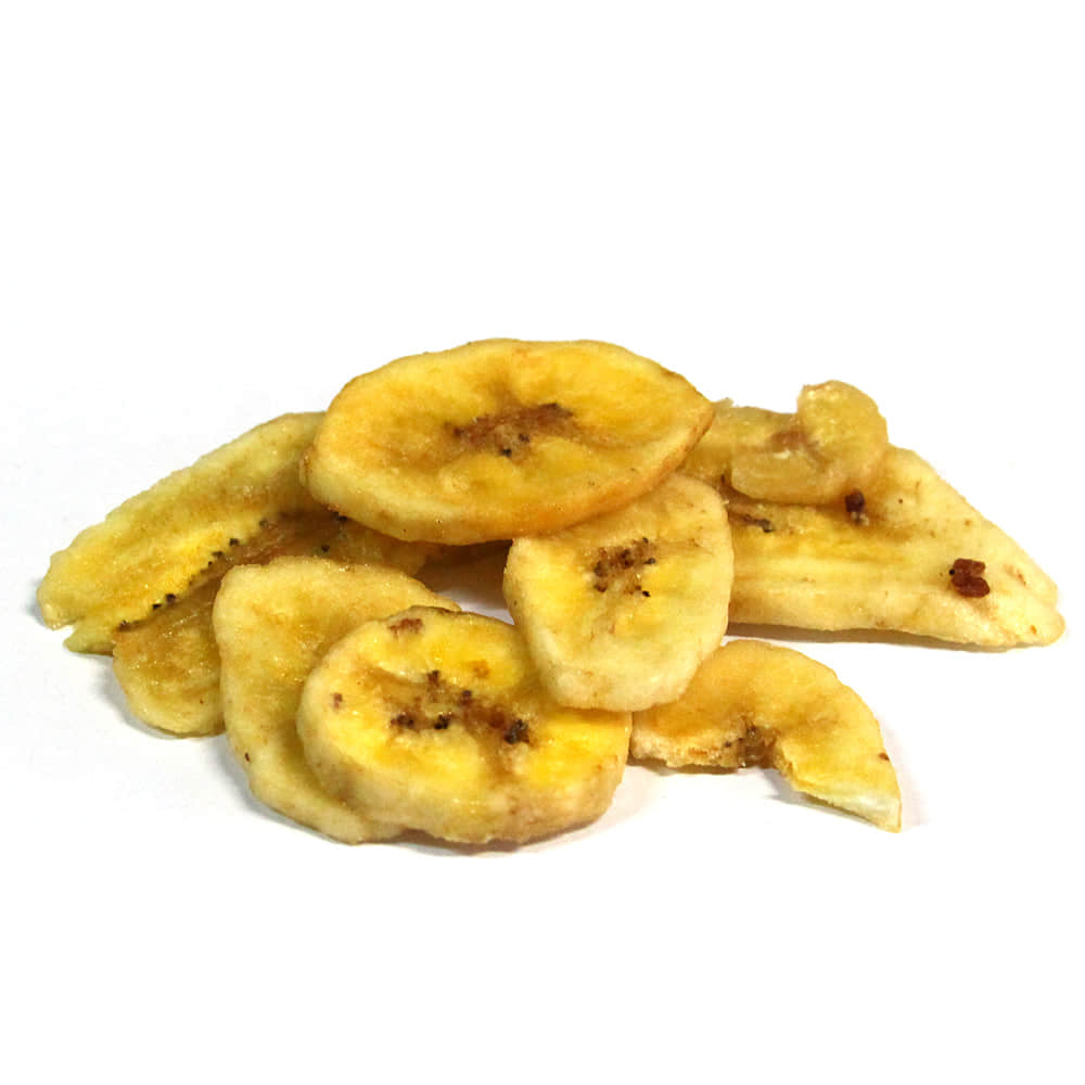 Organic Banana Chips, Family Farm Organics (284g)