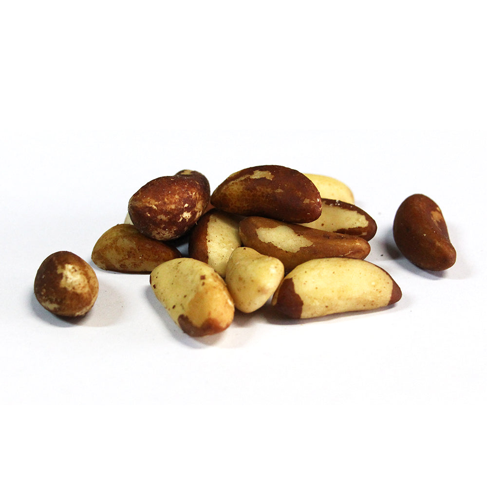 Organic Raw Brazil Nuts, Family Farm Organics (300g)