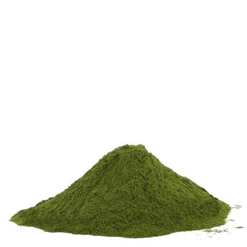 Organic Raw Wheatgrass Powder, Family Farm Organics (227g) - Hu Organics