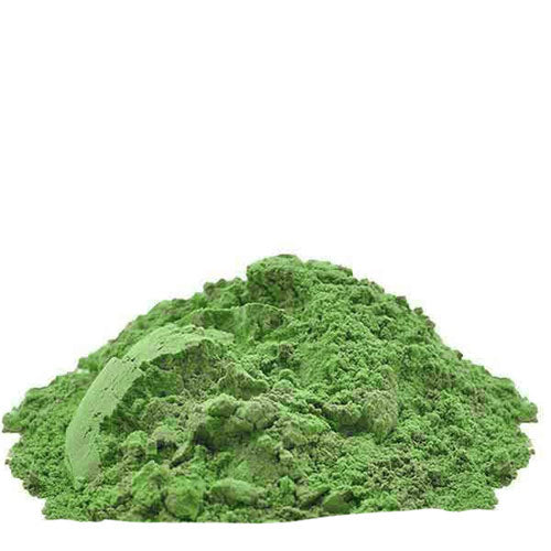 Organic Raw Barley Grass Powder, Family Farm Organics (227g) - Hu Organics