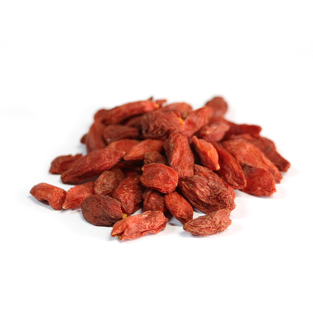 Organic Raw Goji Berries, Family Farm Organics (227g)