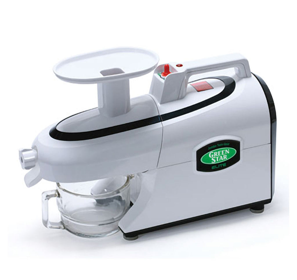 Tribest Greenstar Elite Juicer, GSE-5000 - Hu Organics