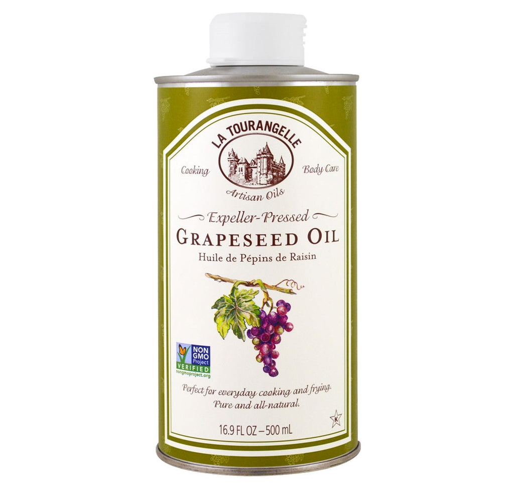 La Tourangelle, Grapeseed Oil (500 ml) - Hu Organics