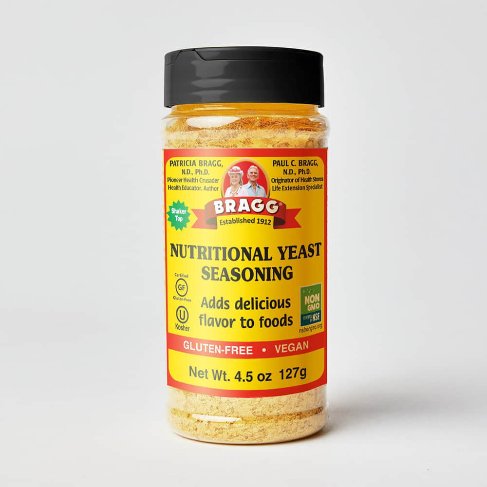 Bragg, Premium Nutritional Yeast Seasoning, 4.5 oz (127g)