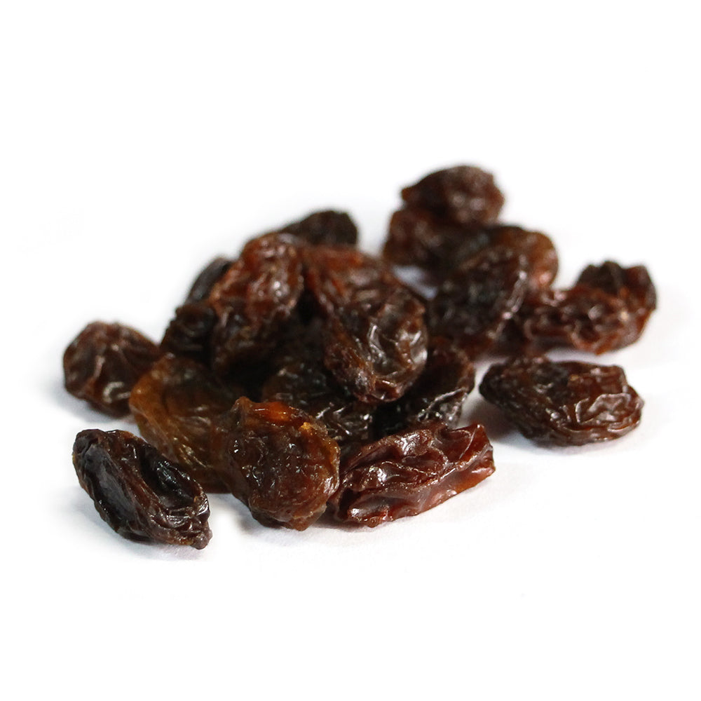Organic Raw Raisins, Family Farm Organics (80g)