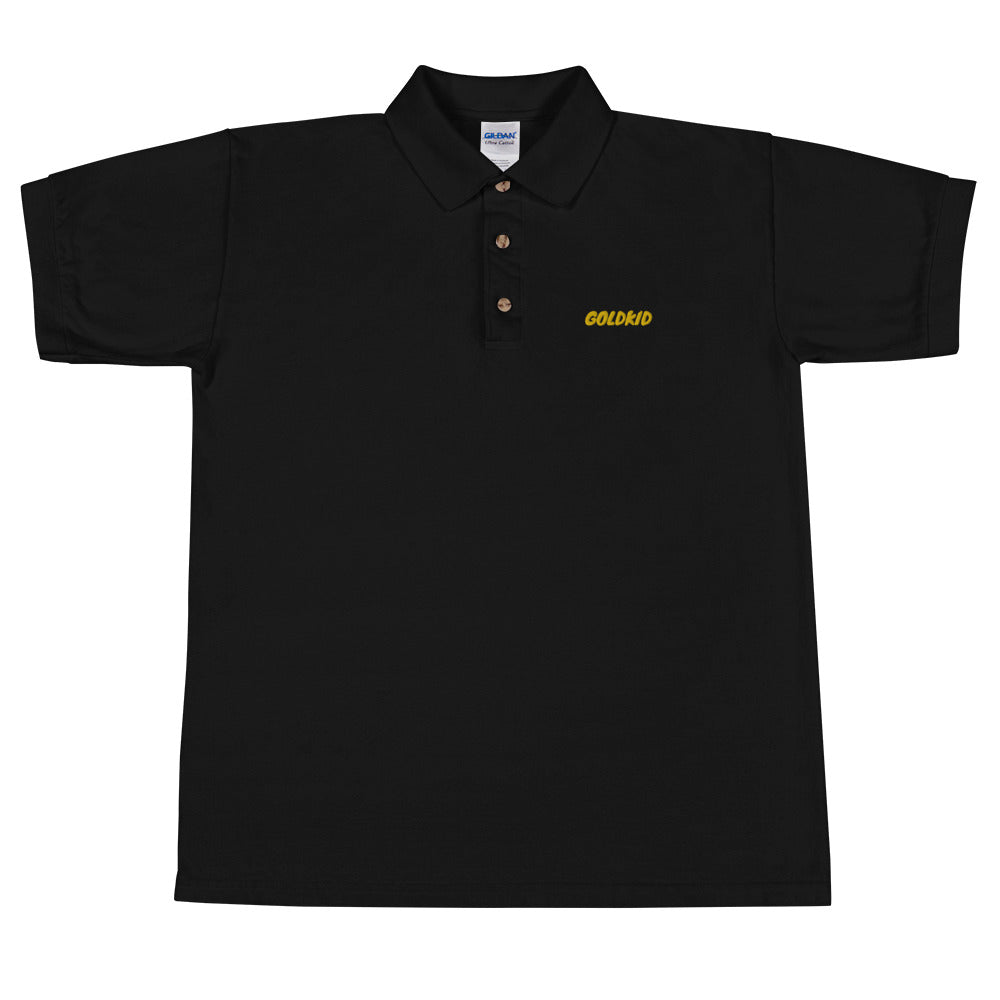 #1 Embroidered Polo Shirt