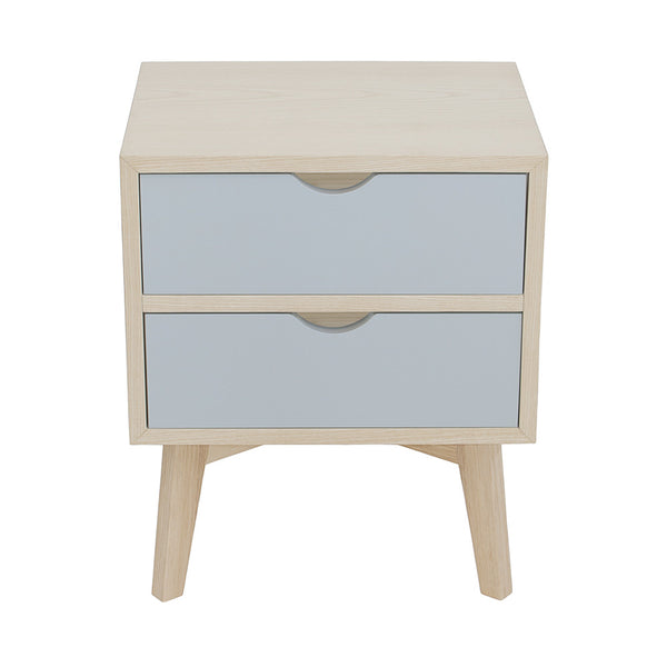 2 Drawer Bedside Locker