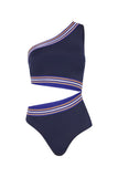 Atlanta One Piece Blue Purple