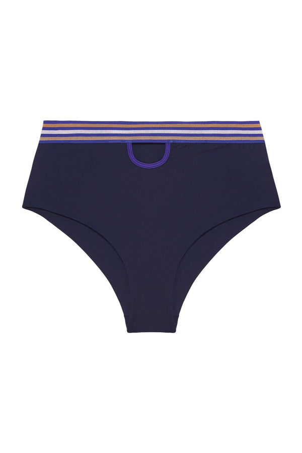 Barcelona 1992 Bikini Bottom Blue Purple