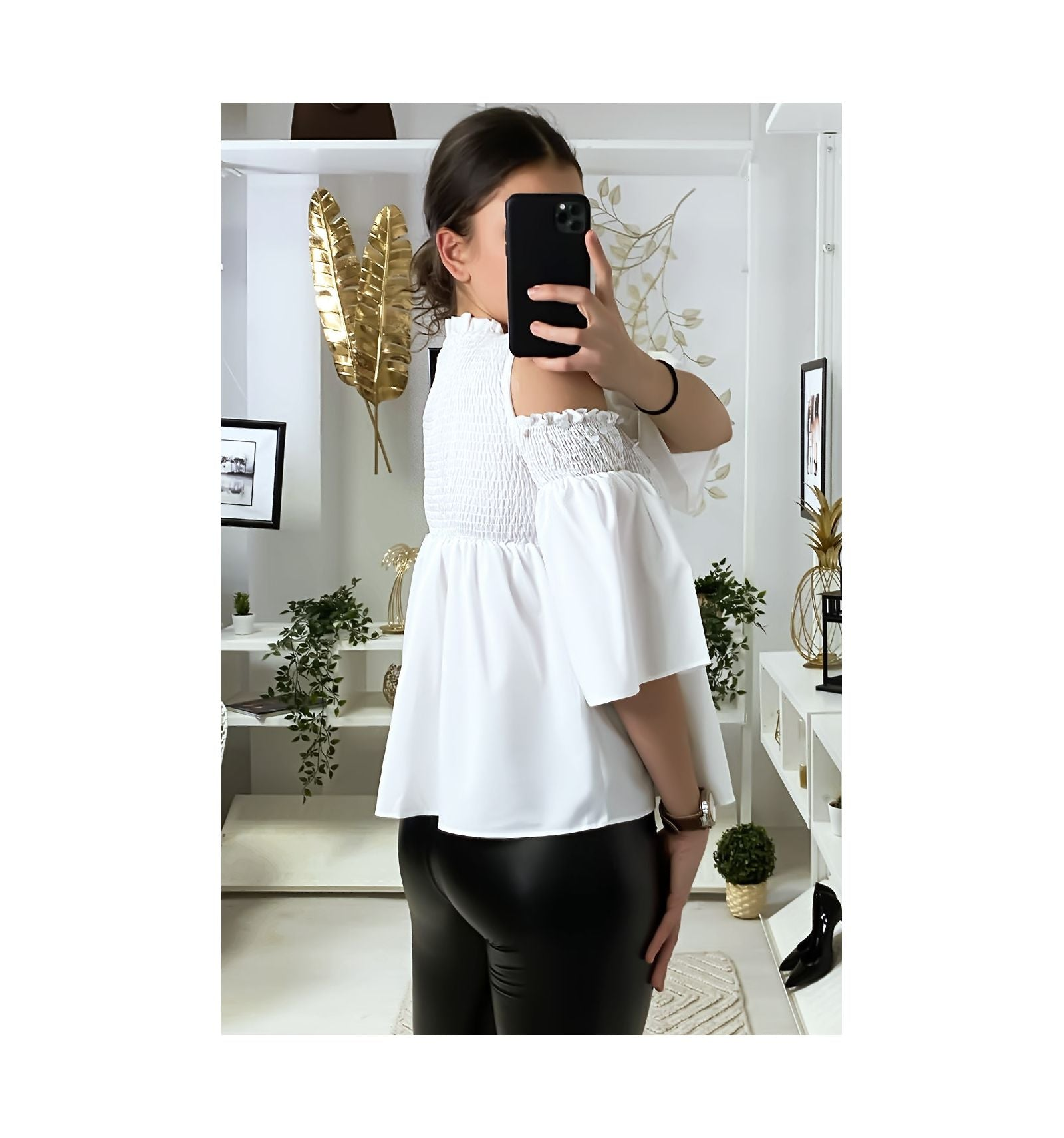 BLOUSE BELLA