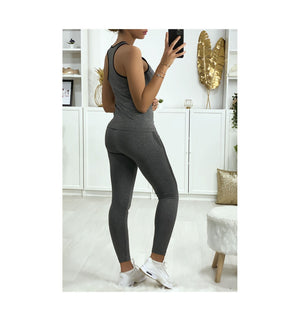 ENSEMBLE FITNESS GRIS