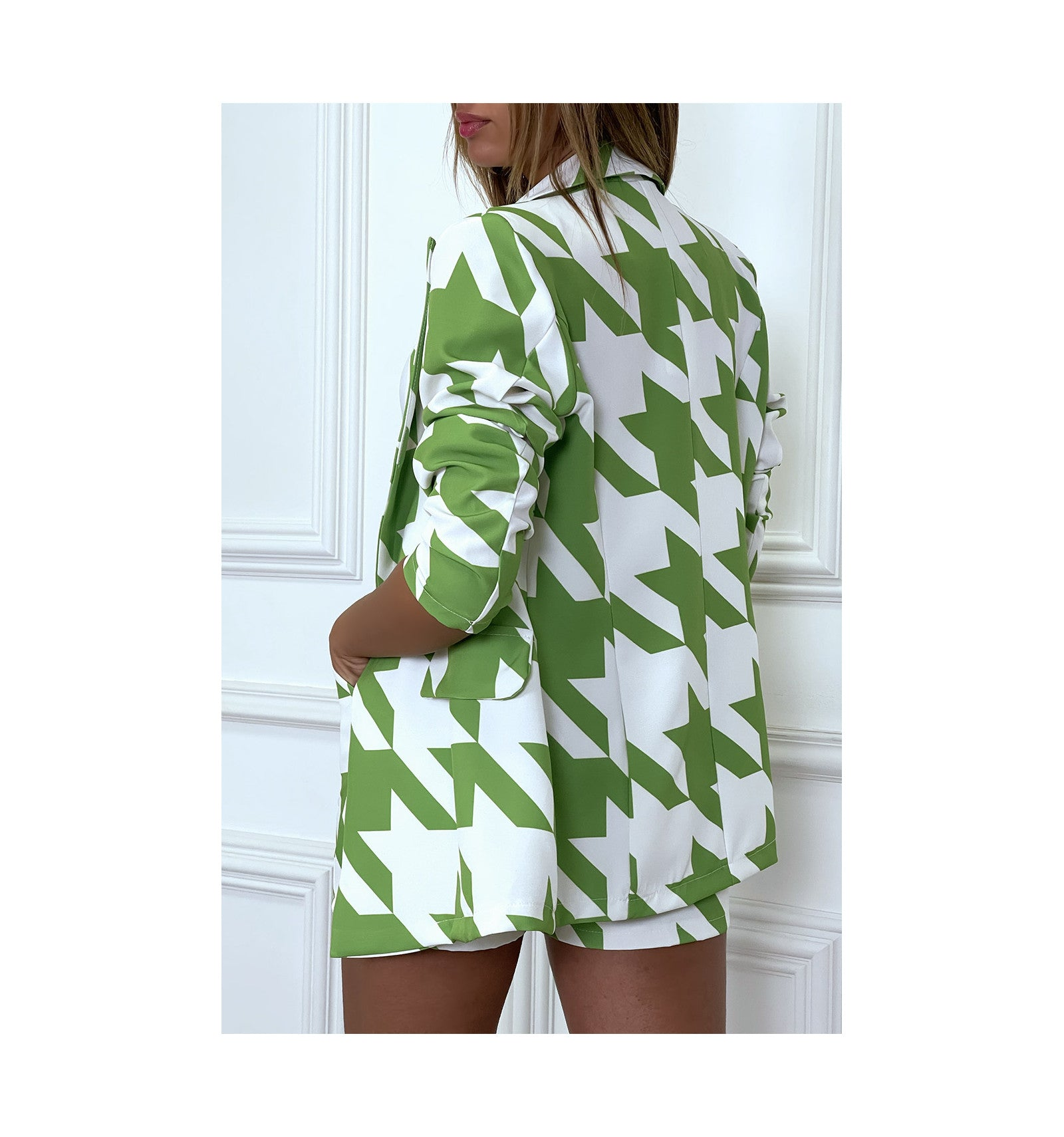ENSEMBLE TAILLEUR GREEN