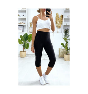 LEGGING PUSH UP NOIR
