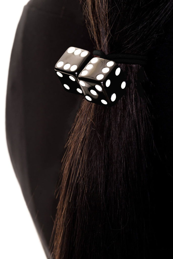 Easy Roller Dice Hair Band by Banned