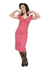 Dolores Wiggle Dress by Collectif
