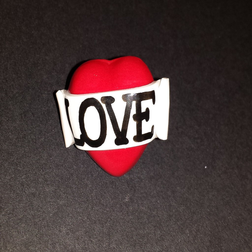 red love bete noire ring