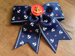Vintage Sailor Doll Hair Bows by Punk Up Bettie