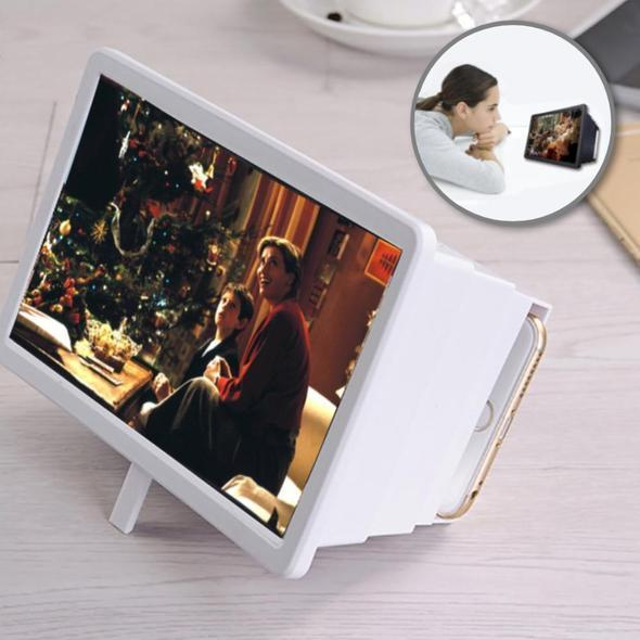 3D Portable Universal Screen Amplifier