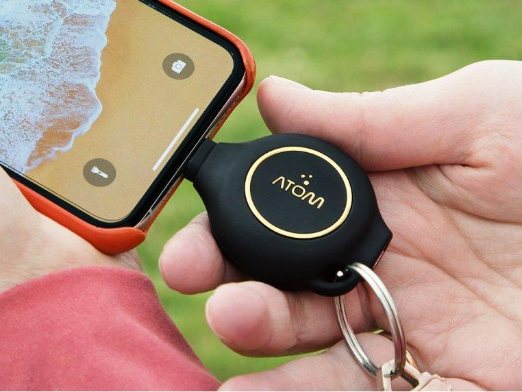 Emergency Phone Charger Keychain