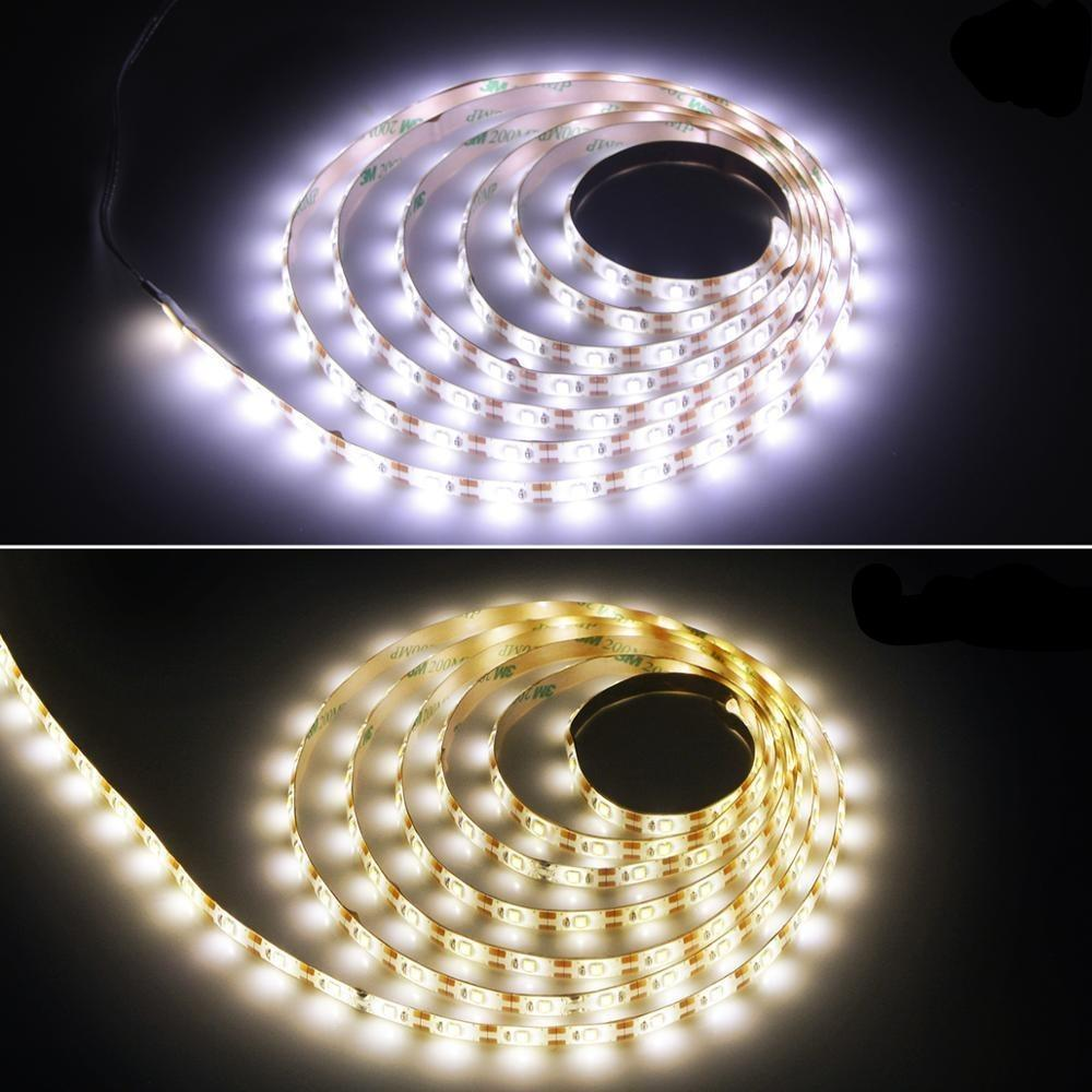 USB LED Kitchen strip flashing light