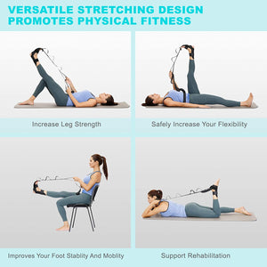 Ligament Stretching Belt - Safely Stretching Training Strap