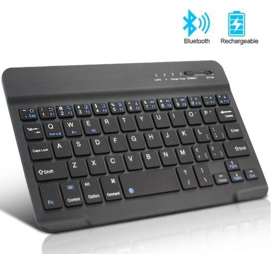 Ultra-Portable Bluetooth Smartphone Keyboard