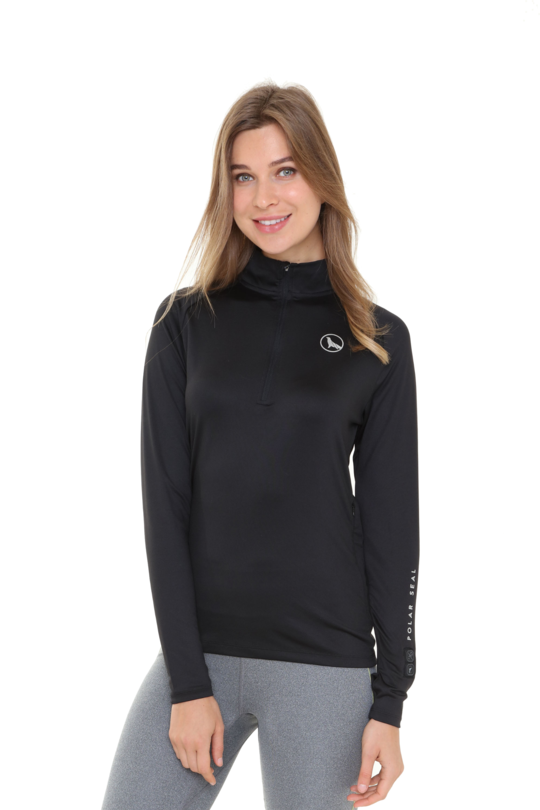 Heated Zip Top