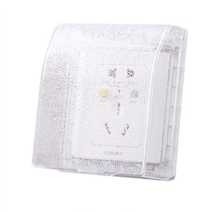 Waterproof Wall Socket Plate Panel Switch Box Cover