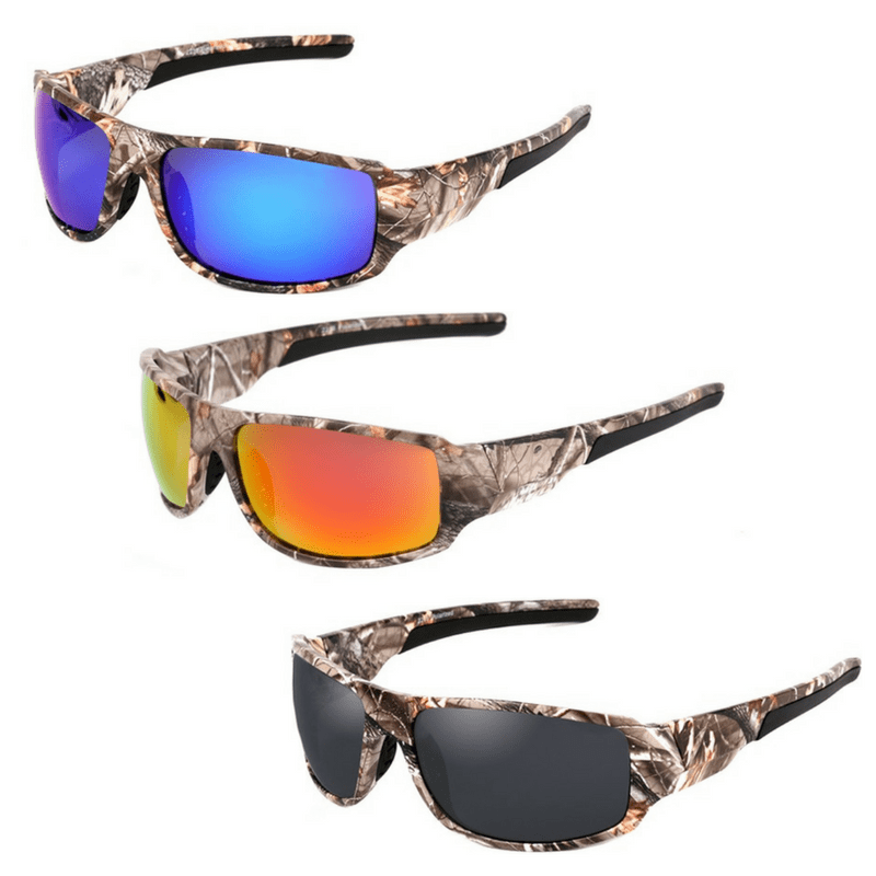Professional Polarized Fishing Glasses