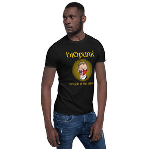 Short-Sleeve Unisex T-Shirt - BIOPUNK