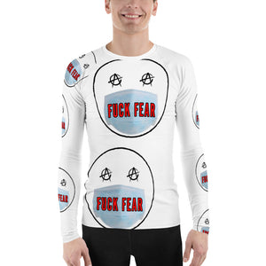 Fxxx Fear Men's Rash Guard