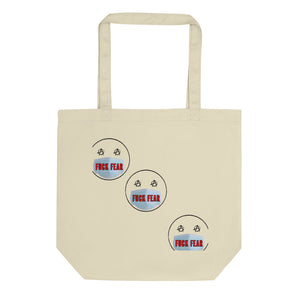 Eco Tote Bag  Fxxx Fear