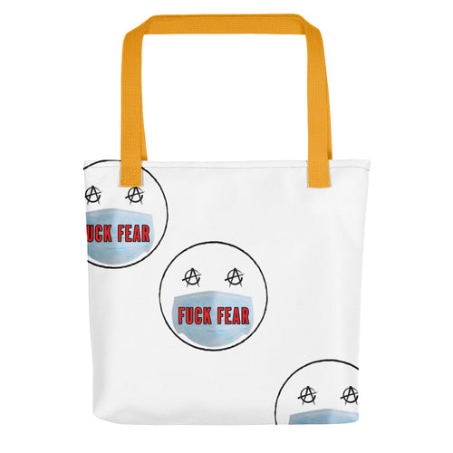 Fxxx Fear Tote bag