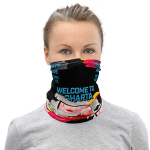 NECK GAITER - WELCOME TO AGARTHA