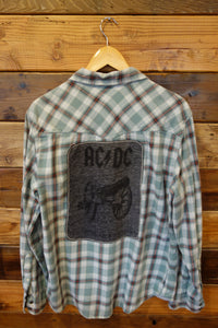ACDC one of a kind vintage Urban Pipeline shirt