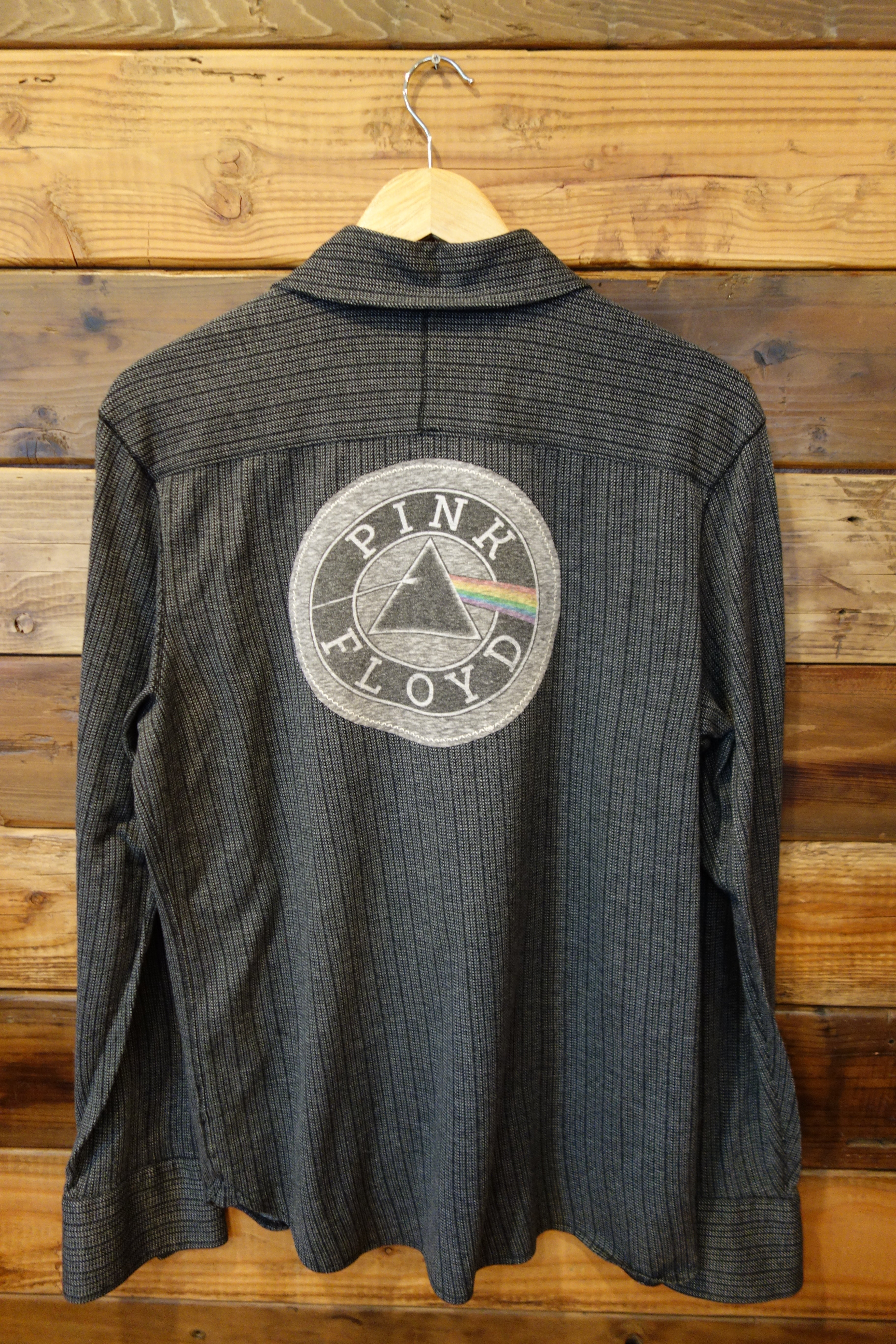 Pink Floyd one of a kind vintage Banana Republic shirt