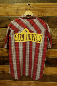 Arizona State Sun Devils one of a kind Vintage Levi's western shirt