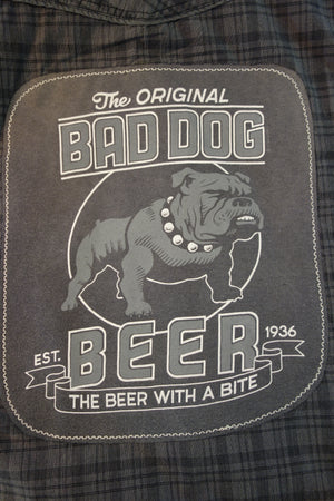 Beer with a Bite (Unisex - Men's Size XL)