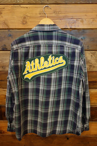 Oakland Athletics A's one of a kind vintage Gap shirt