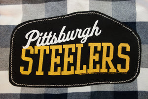 Here We Go, Steelers... (Unisex - Men's Size M)