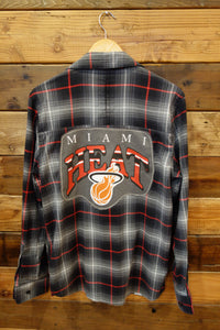 Vintage one of a kind Chrome Industries, Miami Heat shirt