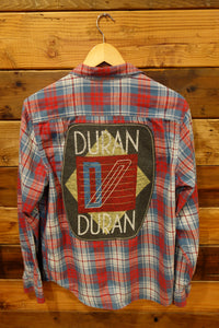 Lucky Brand vintage shirt, one of a kind, Duran Duran